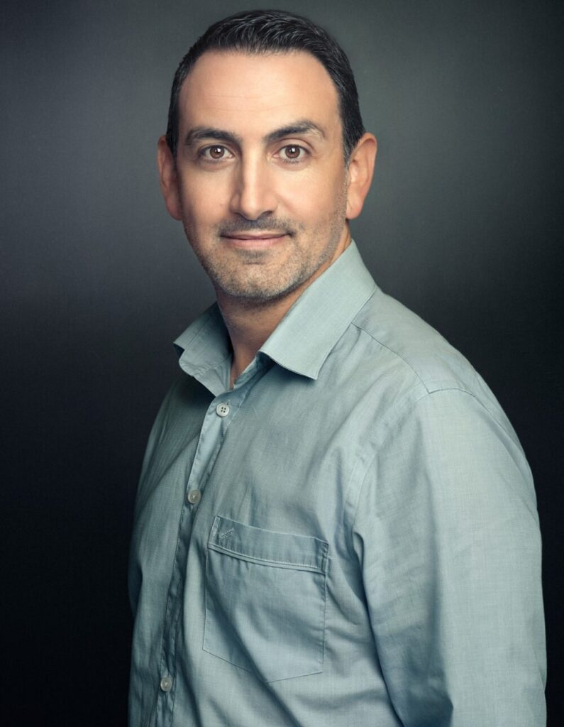 Uri Gabai, incoming CEO of Start-Up Nation Central's Research and Policy Institute (Miri Davidovitz)