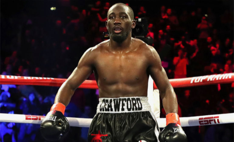 Omaha's Terence Crawford Lands His Big Fight
